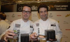 Los mejores chefs nacionales se dan cita en Millesime 2012