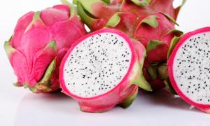 Pitahaya, una fruta un poco desconocida