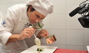 Última semifinal del Concurso Cocinero del Año