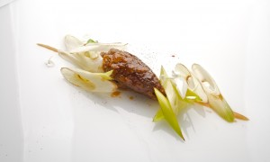 Navidad 2011: Xose Cannas, Rest. Pepe Vieira, 1*Michelin – 2 Soles Repsol