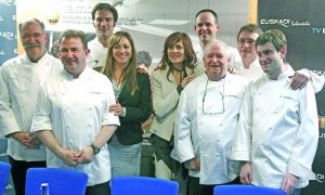 Euskadi vende su 'enogastronomía' en Madrid Fusión