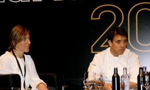Francis Paniego se alza con el Premio Chef Millesimé