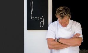 El chef Gordon Ramsay abre su primer restaurante en Las Vegas