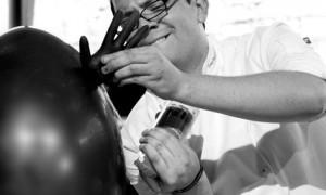 El chocolatero José Ramón Castillo, invitado de honor por la Université de Cergy-Pontoise-IUFM