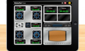 Controla el tiempo de tus comidas con KitchenPad timer