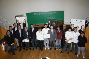 El jurado y los ganadores en CIOMijas