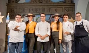 Seis estrellas Michelin se dan cita en La Cocina del Mar
