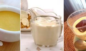 Cinco formas de aromatizar una crema inglesa