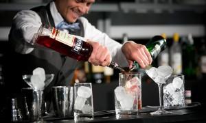 David Ríos, mejor bartender de España en la World Class Competition 2013