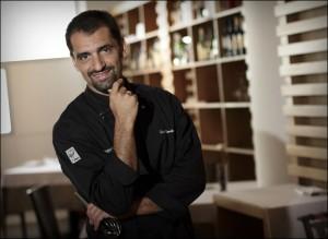 El Chef de Abantal, Julio Fernández Quintero.