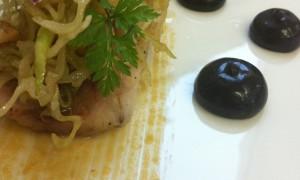 Recetas de Verano: Diego del Río, Restaurante El Lago, Marbella