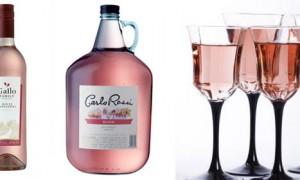 Blush Wines, vinos con rubor