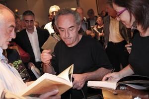 Ferran Adrià en la presentación