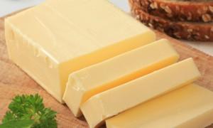 La cara dorada de la mantequilla