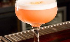 Ruby Gold, un cóctel con puro bourbon
