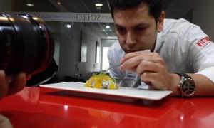 """""""Momentos Gourmet"""" – Hablamos con el chef Diego Gallego, Restaurante Sollo"""