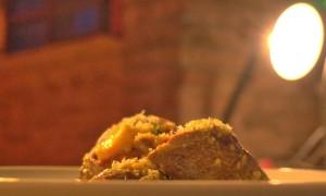 Video-Receta: Envoltini de Ternera con Espinacas, Pera y Queso Brie