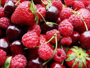 Frutos Rojos - Flickr: Mauricio&Débora
