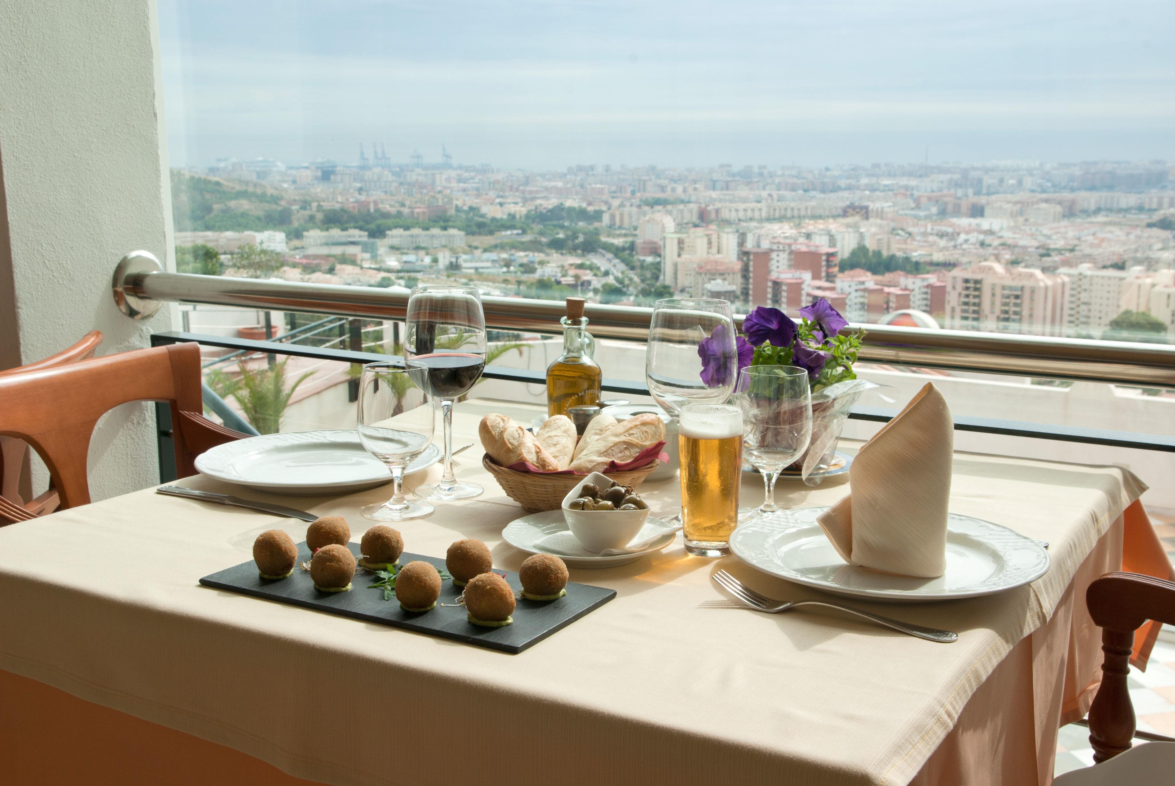 Restaurant Amador Malaga Menu