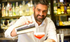 Entrevista al bartender Diego Cabrera