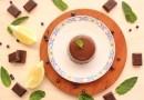 Mousse de chocolate y gin tonic