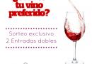 Concurso: ¿Cuál es tu vino preferido?