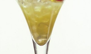 De Rigueur Cocktail