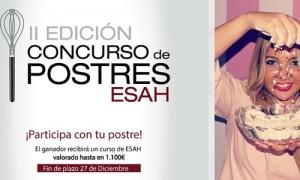 II Concurso de Postres de Navidad ESAH