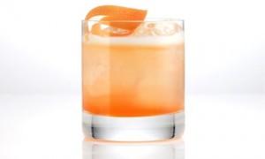 Scottish Cooler Cocktail