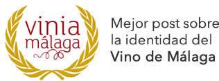 Mejor Post sobre la Identidad del Vino de Málaga