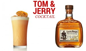 Tom and Jerry Cocktail