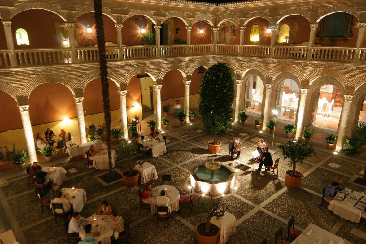 Restaurante El Claustro