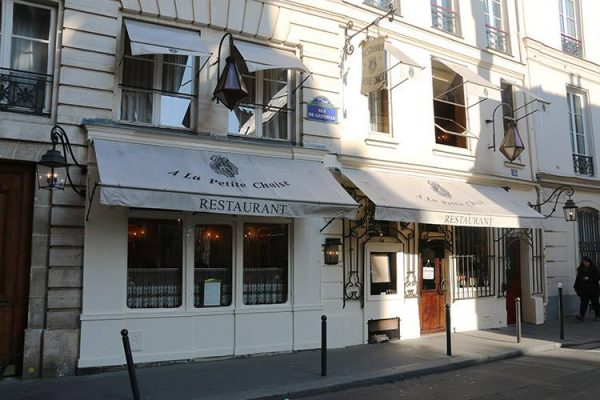 Los 12 restaurantes m s antiguos del mundo the gourmet for A la petite chaise paris