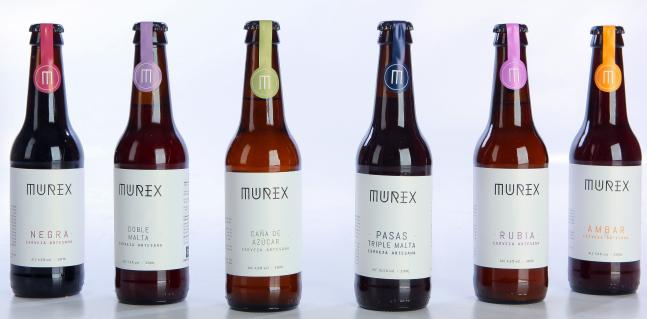Cervezas Murex