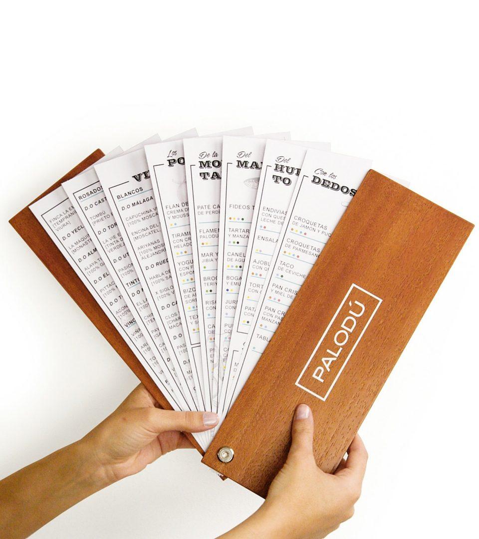 La carta de tu restaurante ofrece la oferta gastronómica, cuídala