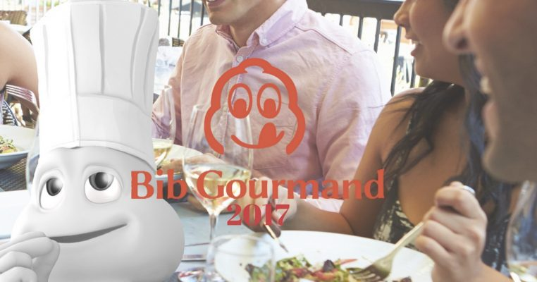 Bib Gourmand - Guía Michelin 2017