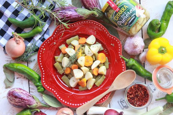 Gvtarra presenta sus conservas vegetales llamadas `Tus Primeros´