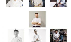 Candidatos Cocinero Revelación Asisa Madrid Fusión 2017