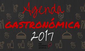 Agenda gastronómica para 2017