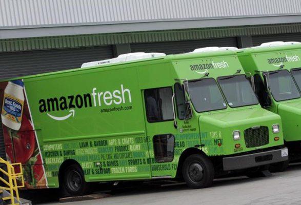 AmazonFresh ya opera en España