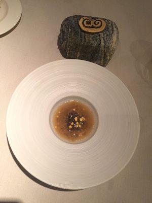 Lentejas con mantequilla árabe