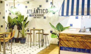 Atlántico Casa de Petiscos, lo nuevo de Pepe Solla en Valencia