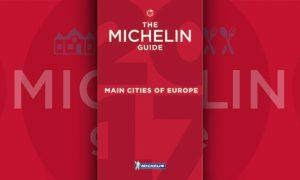 Listado completo de la Guía Michelin Main Cities of Europe 2017