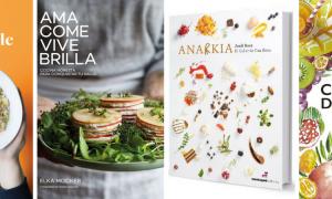 10 libros de cocina, Primavera 2017