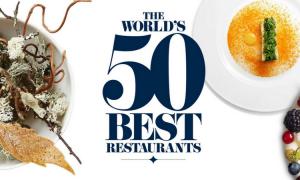 Lista de los 51-100 mejores restaurantes del mundo 2017