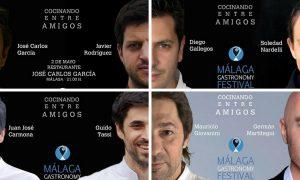 Cuatro estrellas Michelin comparten fogones con cocineros argentinos