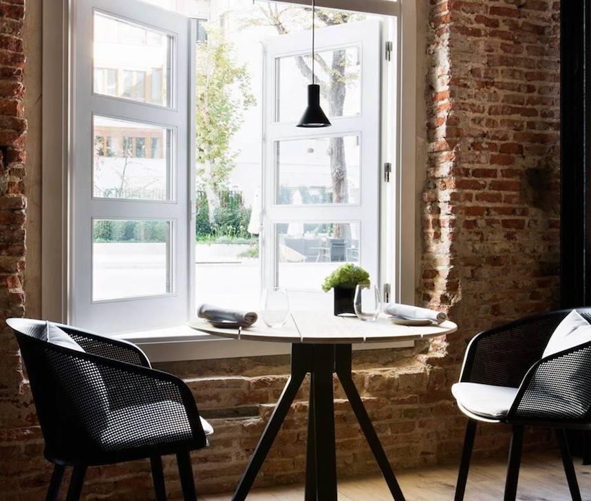 Sala del restaurante Dos Cielos Madrid