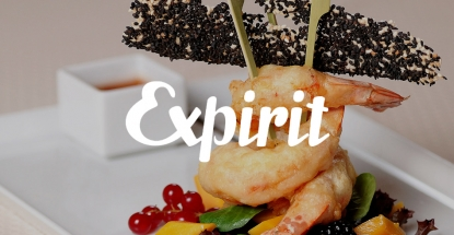 The Gourmet Journal - Patrocinadores-Expirit