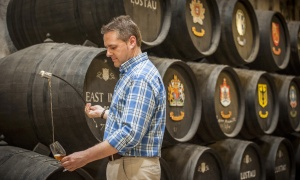 Sergio Martínez, mejor enólogo de vinos generosos del Mundo según International Wine Challenge
