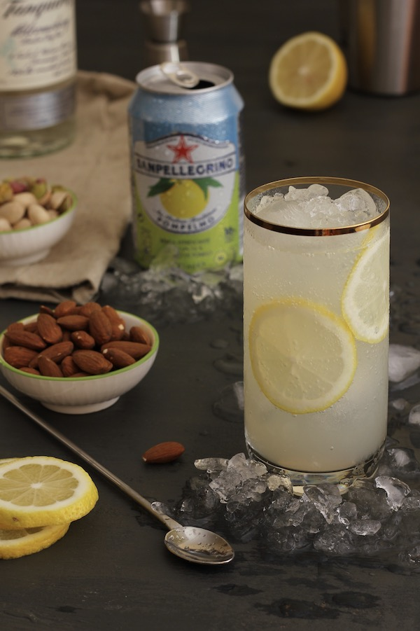 Gin Fizz de Pomelo